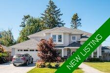 Tsawwassen House for sale:  4 bedroom  (Listed 2020-09-11)